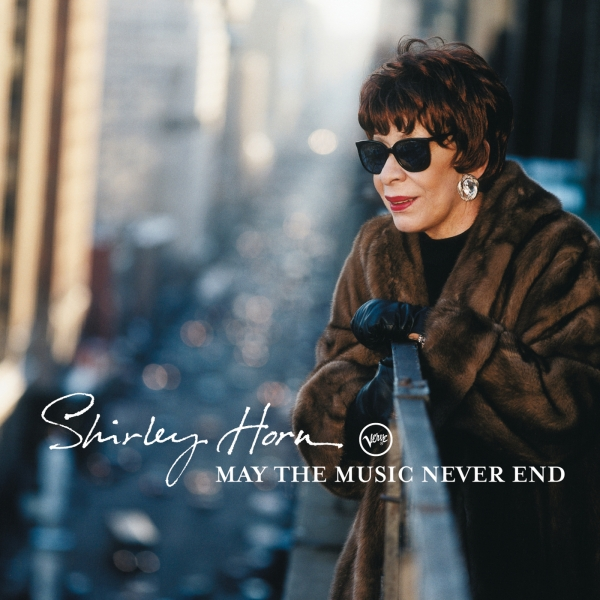 Shirley Horn May the Music Never End cover art