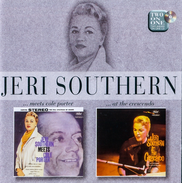 Jeri Southern Meets Cole Porter / At the Crescendo cover art