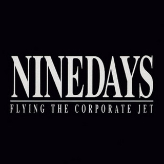 Nine Days Flying the Corporate Jet Cover Art