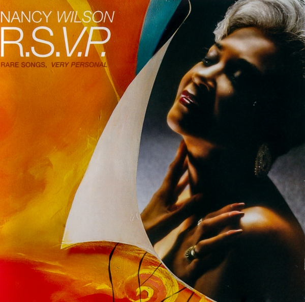Nancy Wilson R.S.V.P. - Rare Songs, Very Personal cover art