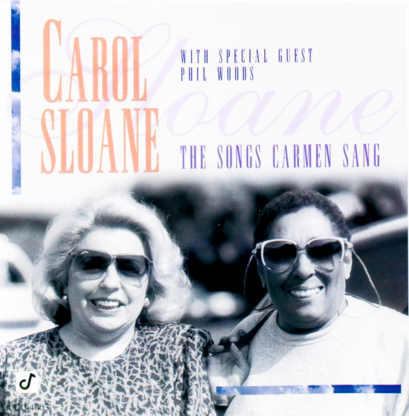 Carol Sloane The Songs Carmen Sang cover art