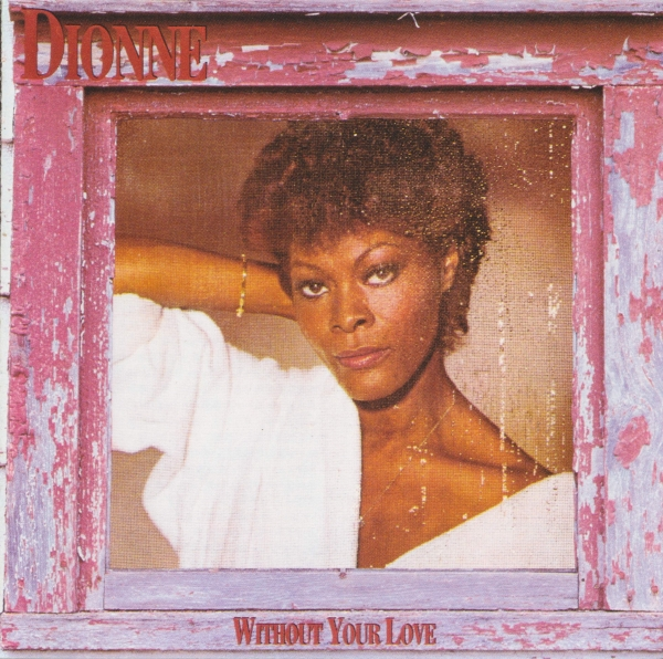 Dionne Warwick Finder of Lost Loves Cover Art