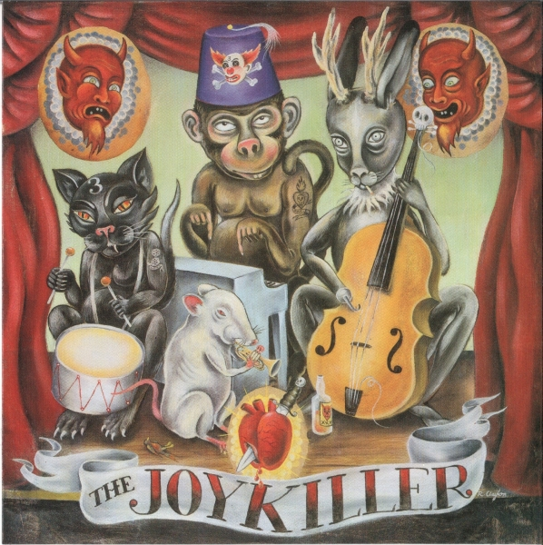 The Joykiller Three Cover Art