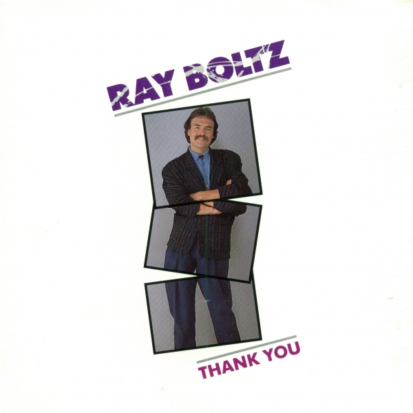 Ray Boltz Thank You cover art