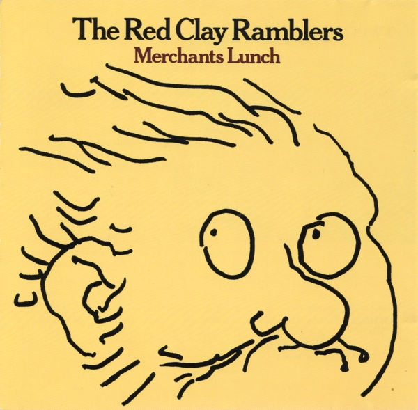 The Red Clay Ramblers Twisted Laurel / Merchants Lunch cover art