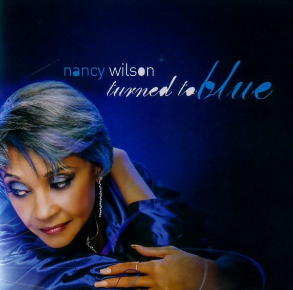 Nancy Wilson Turned to Blue cover art