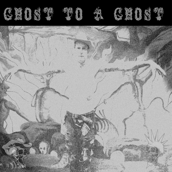 Hank Williams III Ghost to a Ghost / Guttertown cover art