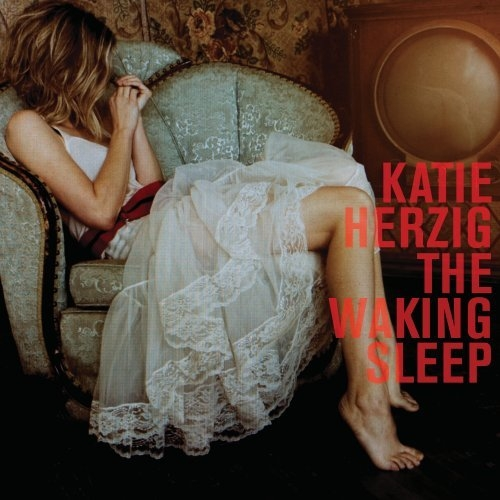 Katie Herzig The Waking Sleep cover art
