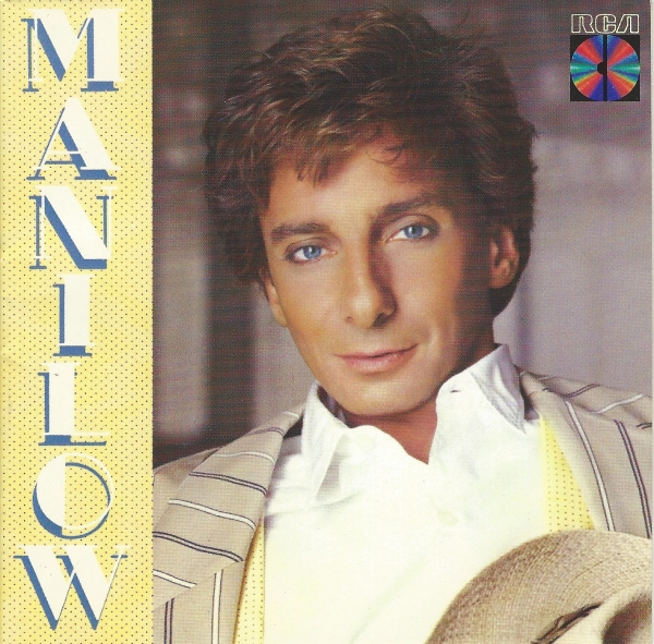 Barry Manilow Manilow cover art