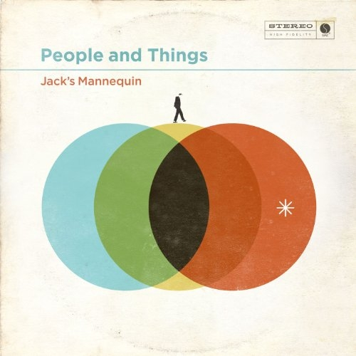 Jack's Mannequin People and Things cover art