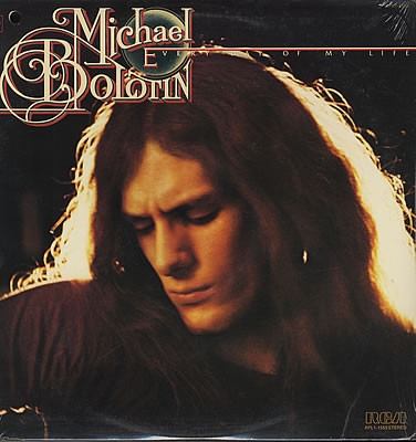 Michael Bolton Every Day of My Life cover art