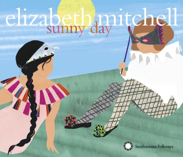 Elizabeth Mitchell Sunny Day cover art