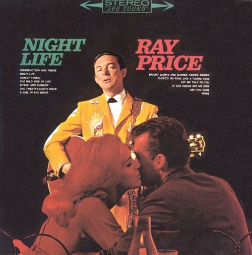 Ray Price Night Life cover art
