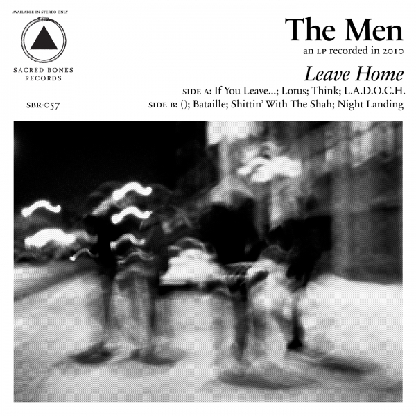 The Men Leave Home cover art