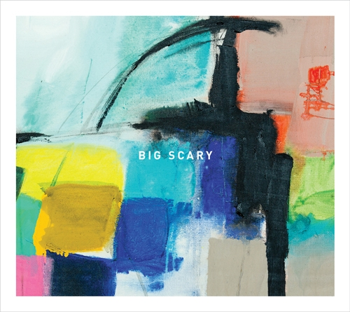 Big Scary Vacation cover art