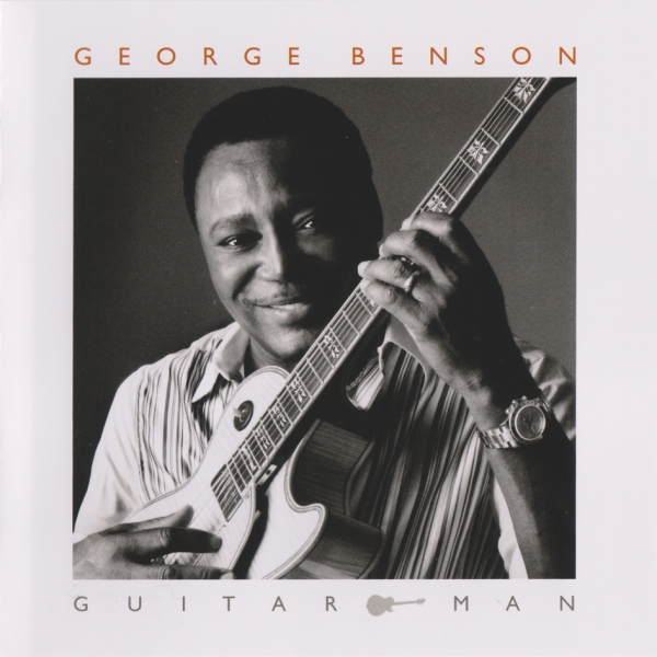 George Benson Guitar Man cover art