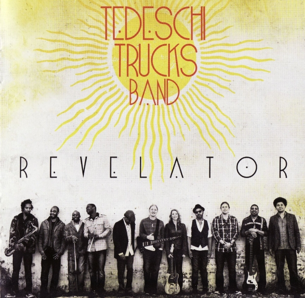 Tedeschi Trucks Band Revelator cover art
