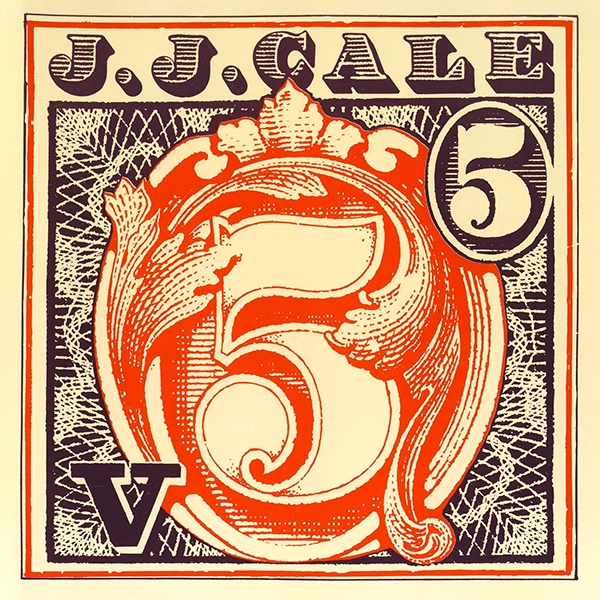 J.J. Cale 5 cover art