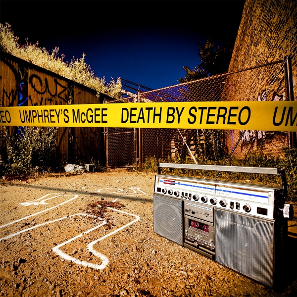 Umphrey's McGee Death by Stereo Cover Art