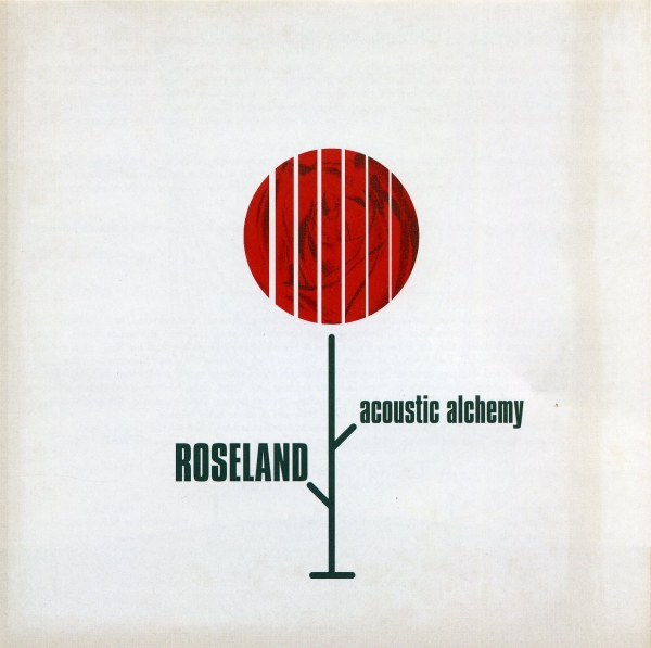 Acoustic Alchemy Roseland Cover Art