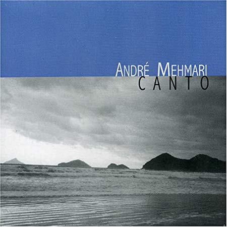 André Mehmari Canto cover art