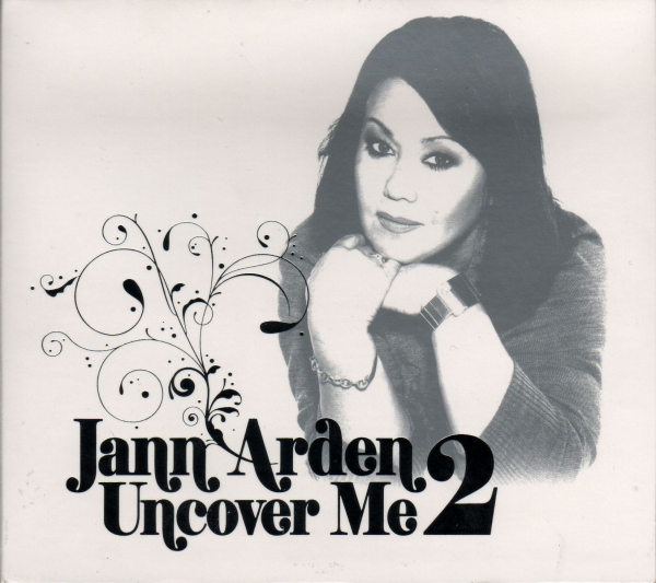 Jann Arden Uncover Me 2 Cover Art