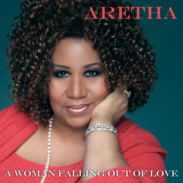 Aretha Franklin A Woman Falling Out of Love cover art