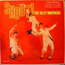 The Isley Brothers Shout! cover art