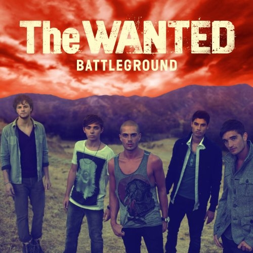 The Wanted Battleground cover art