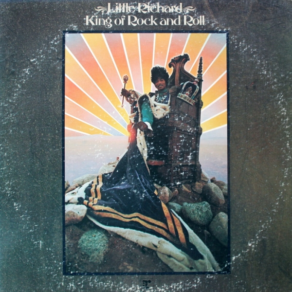 Little Richard King of Rock and Roll cover art