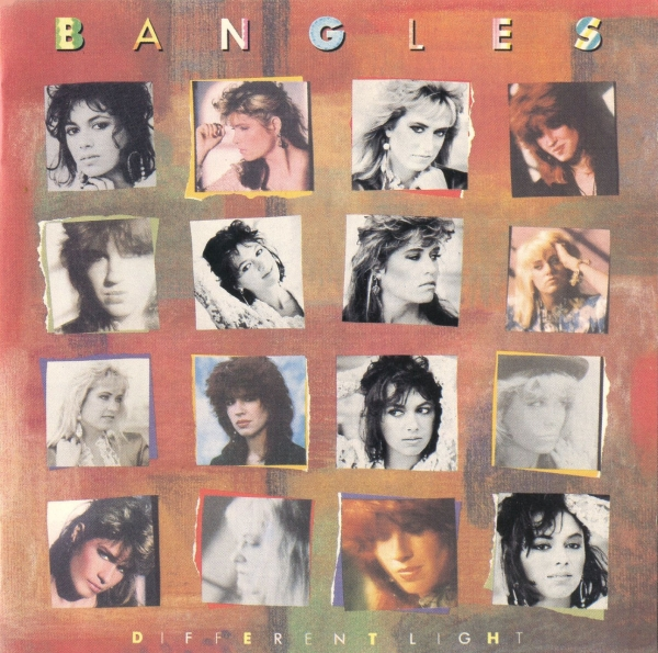 The Bangles Different Light cover art