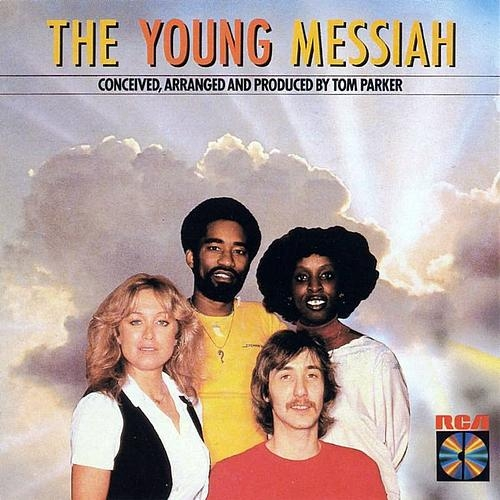 The New London Chorale The Young Messiah cover art
