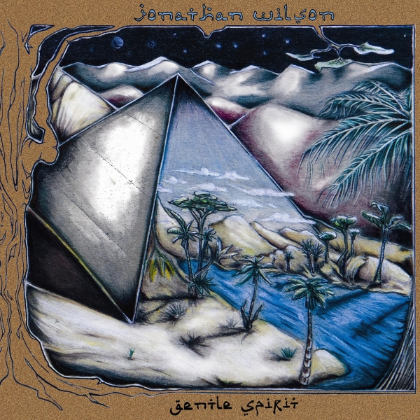 Jonathan Wilson Gentle Spirit cover art