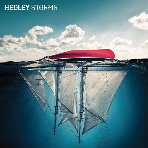Hedley Storms cover art