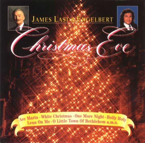 Engelbert Humperdinck Christmas Eve cover art