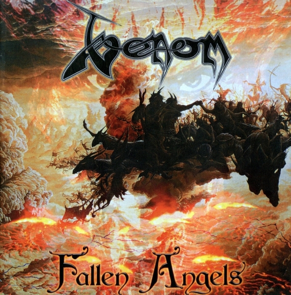 Venom Fallen Angels cover art