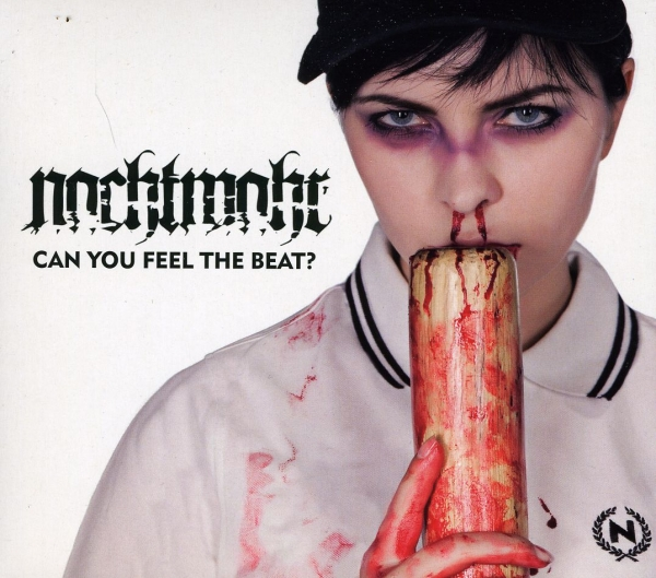 Nachtmahr Can You Feel the Beat? Cover Art
