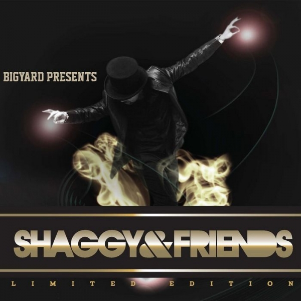 Shaggy Shaggy & Friends cover art