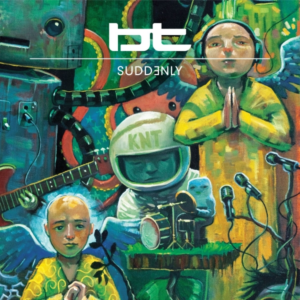 BT Suddenly Cover Art