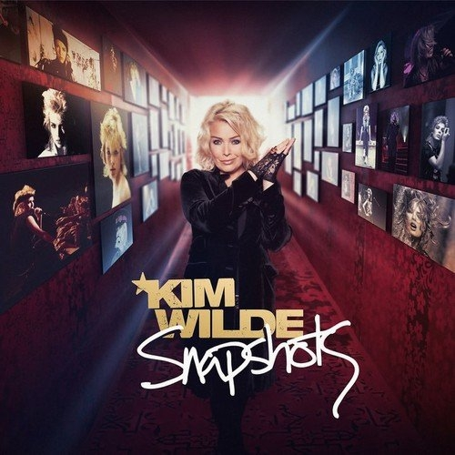 Kim Wilde Snapshots cover art