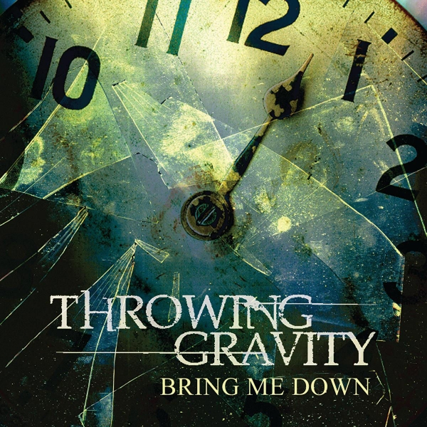 Throwing Gravity Bring Me Down Cover Art