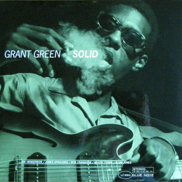 Grant Green Solid Cover Art
