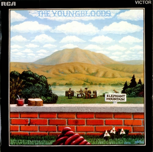 The Youngbloods Elephant Mountain Cover Art
