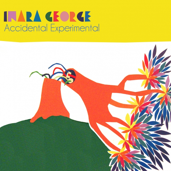 Inara George Accidental Experimental Cover Art