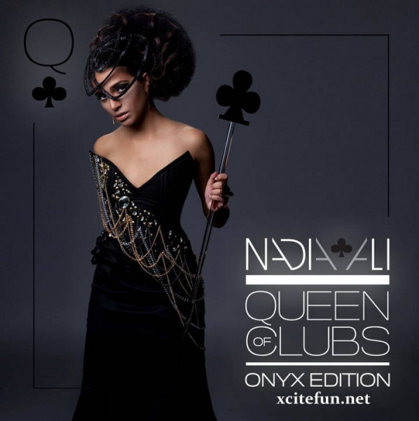 Nadia Ali Queen of Clubs Trilogy: Onyx Edition Cover Art