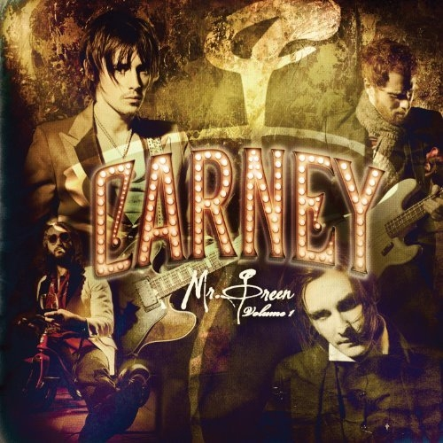 Carney Mr. Green Volume 1 Cover Art