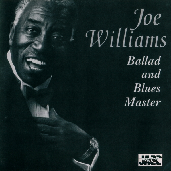 Joe Williams Ballad and Blues Master cover art