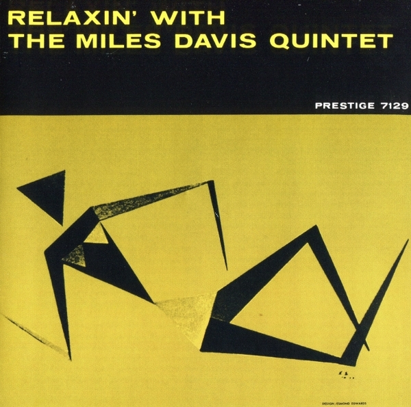 Miles Davis Quintet Relaxin' With the Miles Davis Quintet Cover Art