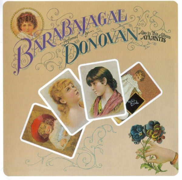 Donovan Barabajagal cover art