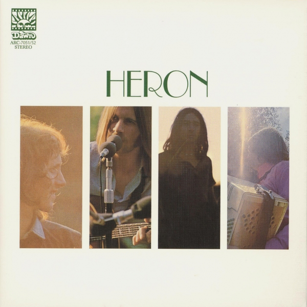 Heron Heron cover art